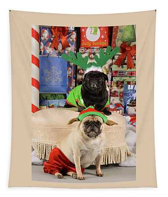 Designs Similar to Merry Pug-mas by Trish Tritz