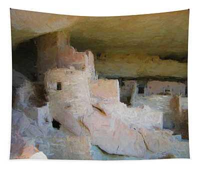 Mesa Verde Oil Tapestry