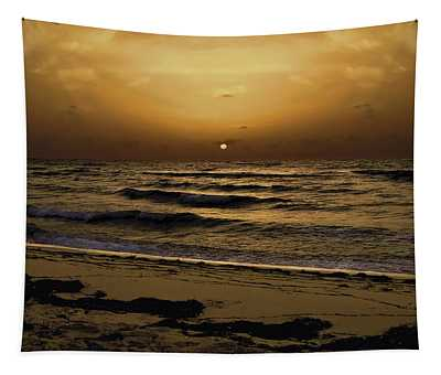 Miami Sunrise Tapestry