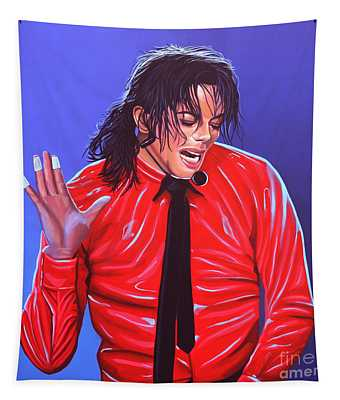 Michael Jackson 2 Tapestry