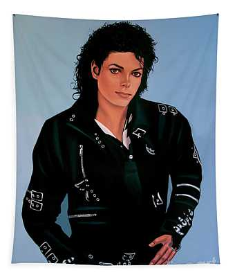 Michael Jackson Bad Tapestry
