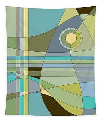 Midnight Breeze Tapestry