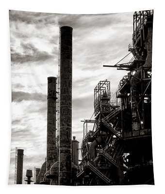 Mighty Bethlehem Steel Tapestry