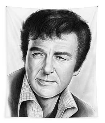 Mike Connors Tapestry
