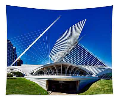 Milwaukee Art Museum Tapestry