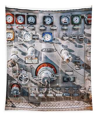 Milwaukee Fire Department Engine 27 Tapestry