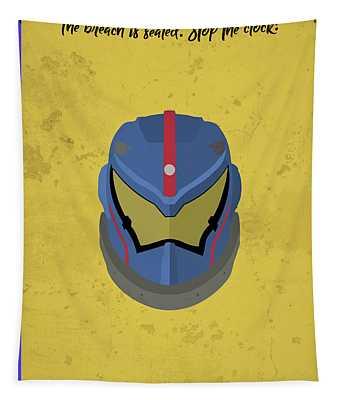 Minimal Movie Poster X Tapestry