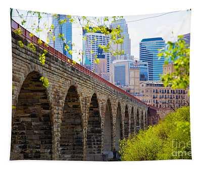 Minneapolis Stone Arch Bridge Photography Seminar Tapestry