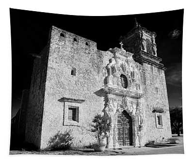 Mission San Jose - Infrared Tapestry