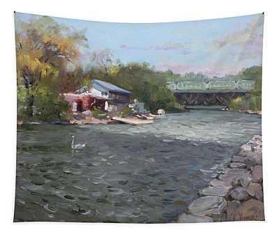Mississauga Canoe Club Tapestry