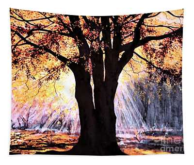 Mists Of Time  Tapestry