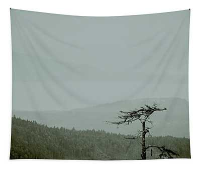 Misty View Tapestry