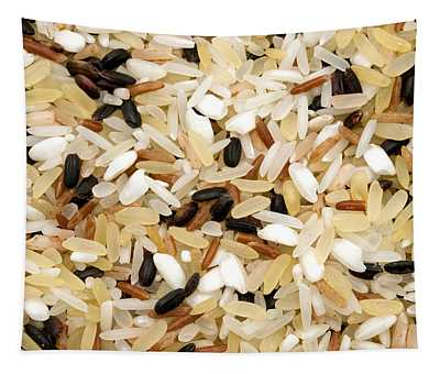 Mixed Rice Tapestry