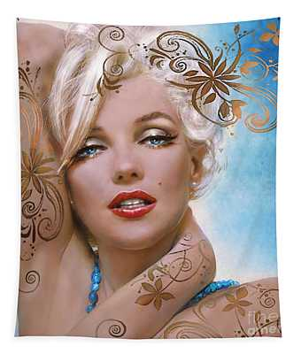 Mm 127 Deco Tapestry