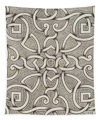 Mollet Design For A Parterre Tapestry