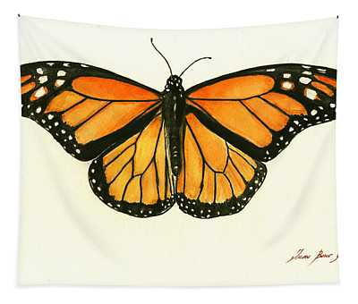 Monarch Butterfly Tapestries