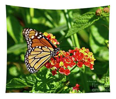 Monarch II Tapestry