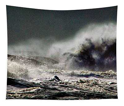 Monster Of The Seas Tapestry