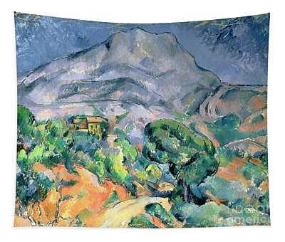 Mont Sainte Victoire Tapestry