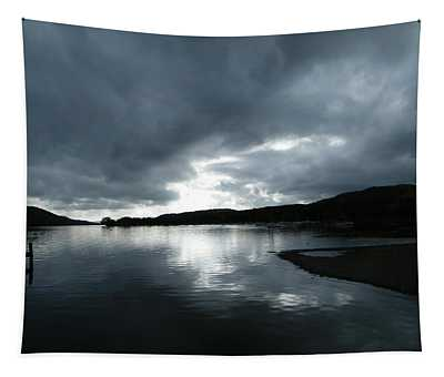 Moody Sky Tapestry