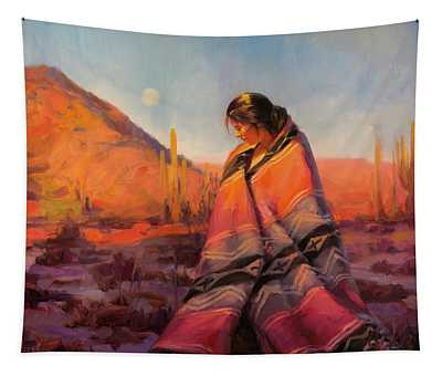 Moon Rising Tapestry