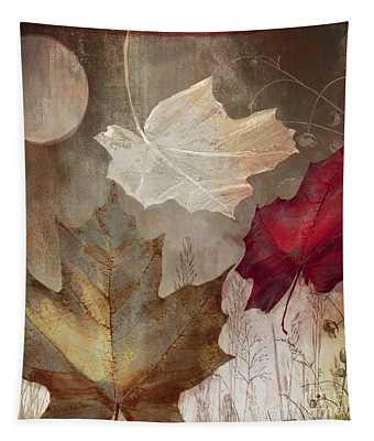 Moonlight In Vermont I Tapestry