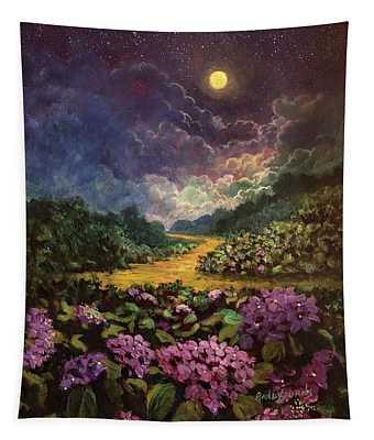 Moonlight Memories Tapestry