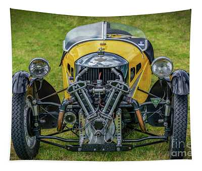 Morgan 3 Wheeler Tapestry
