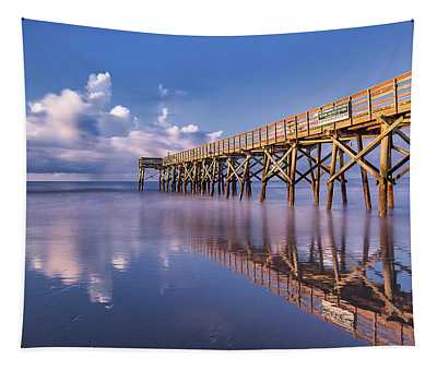Morning Gold - Isle Of Palms, Sc Tapestry