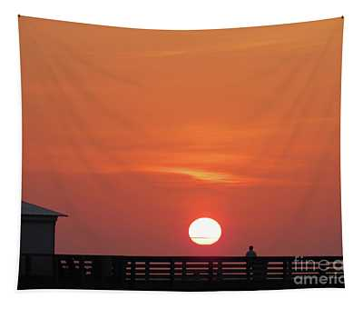 Morning Has Broken Tapestry