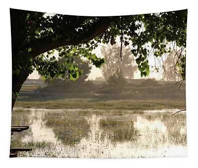 Morning Tranquility  Tapestry