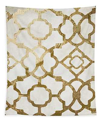 Moroccan Gold I Tapestry