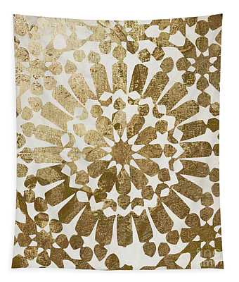 Moroccan Gold II Tapestry