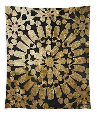 Moroccan Gold Iv Tapestry