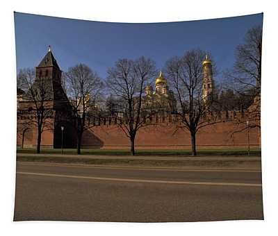Photograph - Moscow Kremlin In Winter by Travel Pics