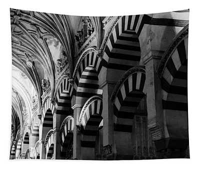 Mosque Cathedral Of Cordoba 6 Tapestry