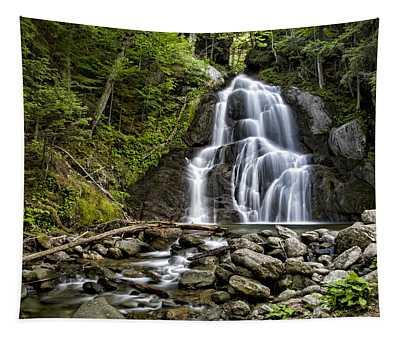 Moss Glen Falls Tapestry