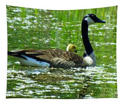 Mother Goose Tapestry