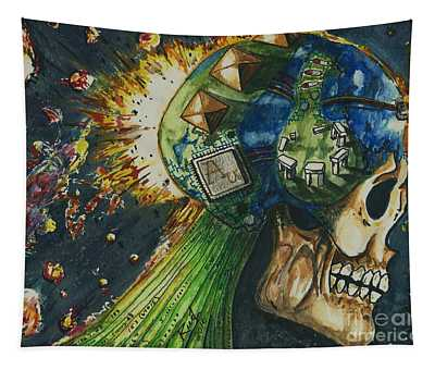 Motherboard Tapestry