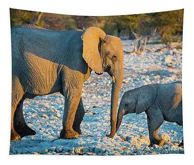 Motherly Love Tapestry