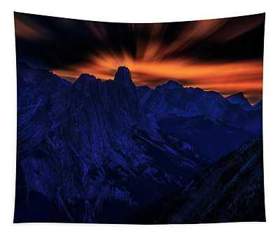 Mount Doom Tapestry