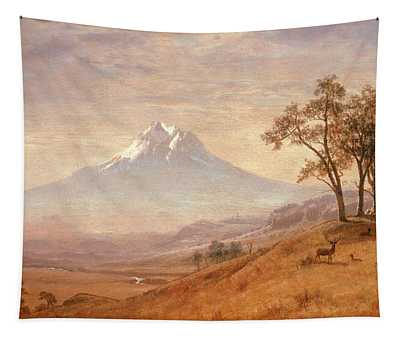 Mount Hood Tapestry