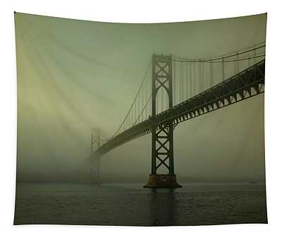 Mount Hope Bridge Tapestry
