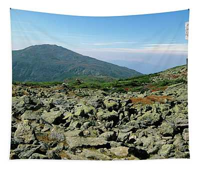 Mount Jefferson - White Mountains New Hampshire  Tapestry