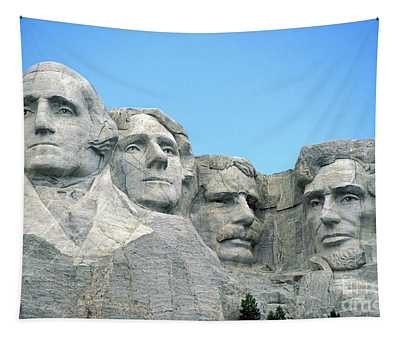 Mount Rushmore Tapestry