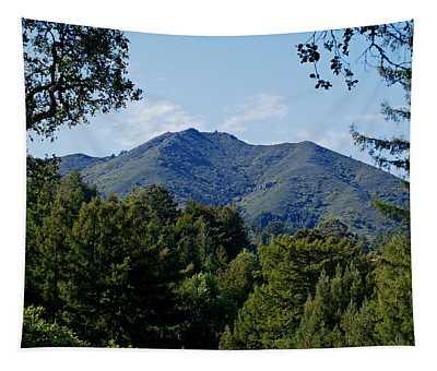 Mount Tamalpais Tapestry