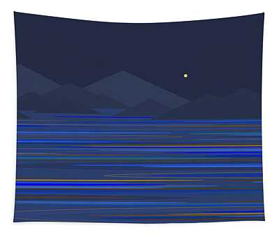 Mountain Tops Tapestry