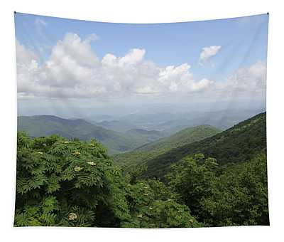 Mountain Vista Tapestry