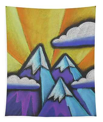 Mountaintop Tapestry