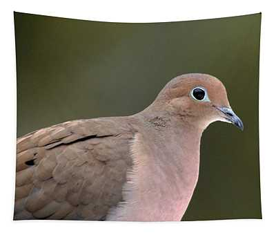 Mourning Dove Tapestry